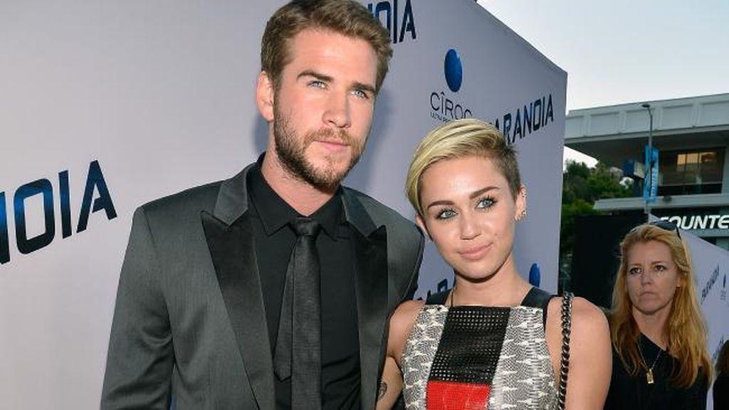 Yang Dirasakan Miley Cyrus Saat Kembali Pacaran dengan Liam Hemsworth