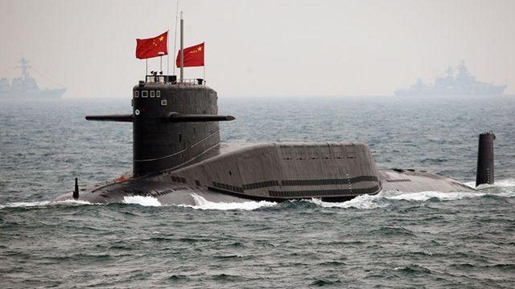 Kapal Selam dan Rivalitas di Kedalaman Laut China Selatan