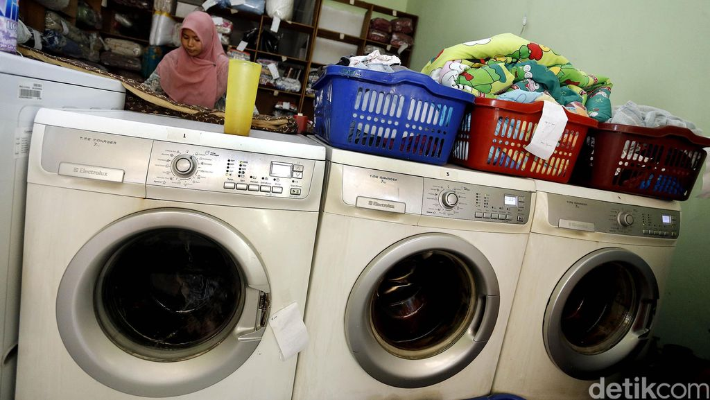 Jasa Laundry Bakal Kebanjiran Order Mulai H-7 Lebaran