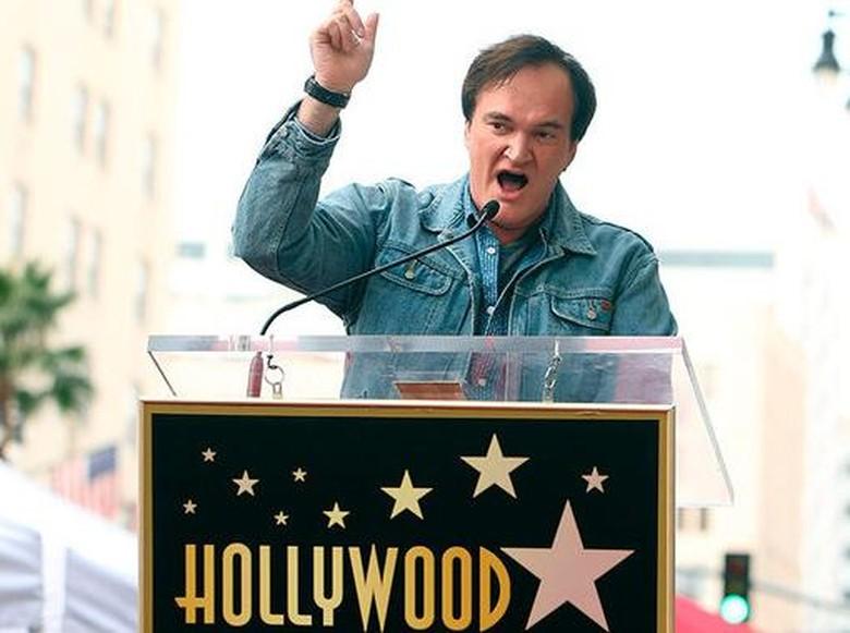 Quentin Tarantino Rencana Gaet Aktor dan Aktris A-List untuk Film Terbarunya?