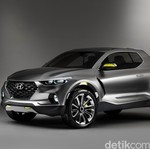 Hyundai Beri Lampu Hijau untuk Pikap Santa Cruz
