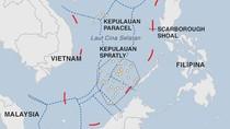 Kapal Perang AS Berlayar di Laut China Selatan, Beijing Protes