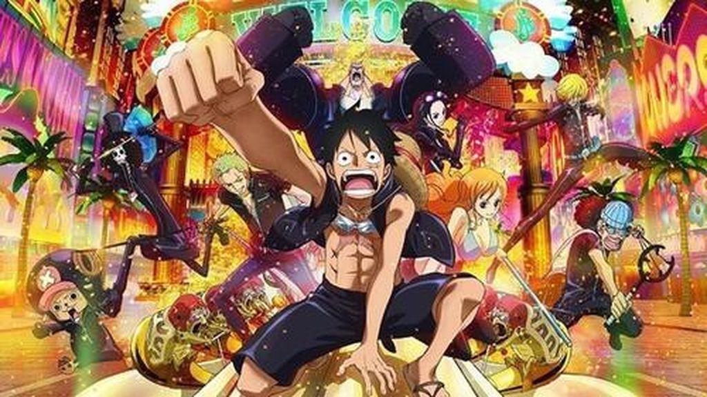 One Piece Pecahkan Rekor Jadi Manga Terpopuler Selama 10 Tahun