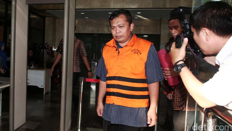 Skandal Suap, Panitera PN Jakpus Dihukum 5 Tahun Penjara