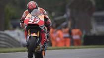 Sempat Dibingungkan dengan Sasis Baru, Marquez Puas Bisa Raih Pole