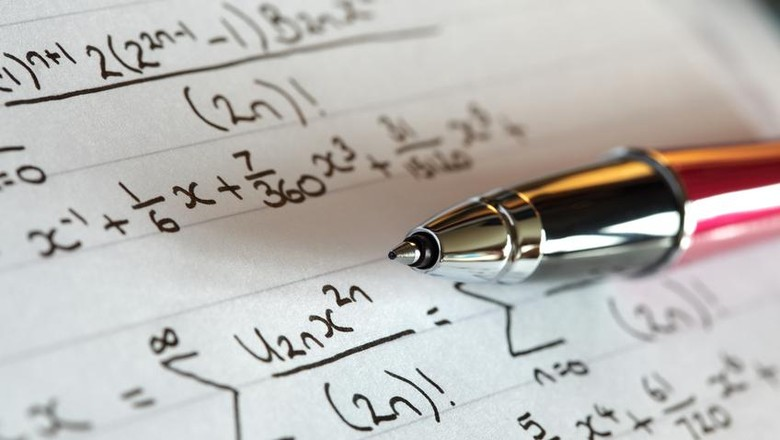 Anak pintar matematika/ Foto: iStock