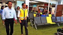 Bos AP II Cek Kesiapan Bandara Sultan Thaha