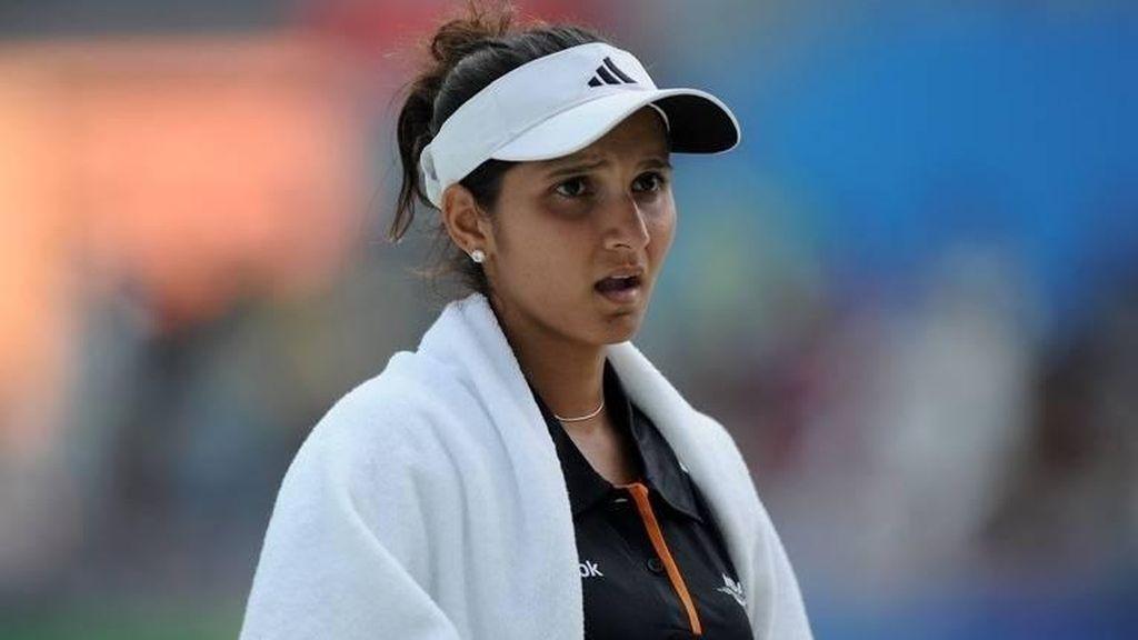 Rilis Biografi, Sania Mirza Ungkap Kenangan Menyakitkan & Kesannya terhadap Federer