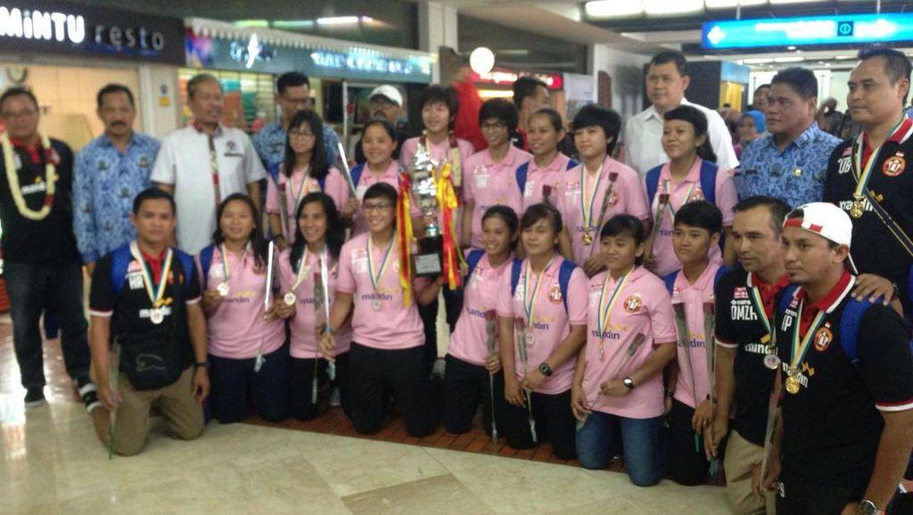 Sukses di Kejuaraan AFF, JK Angels Diharapkan Terus Tuai Prestasi