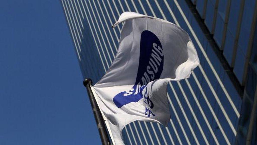 Presiden Korsel Terima Suap dari Samsung