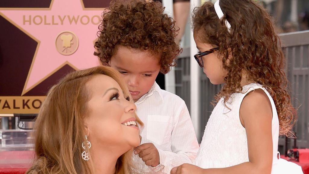Beyonce Hamil Anak Kembar, Mariah Carey Berbagi Pengalaman