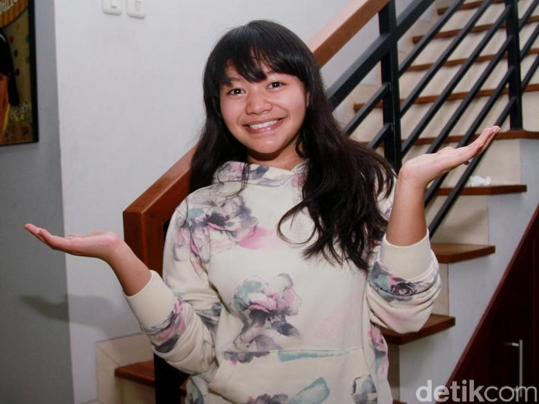 Aktif Bikin Vlog, Amel Carla Ogah Buat Konten Cinta