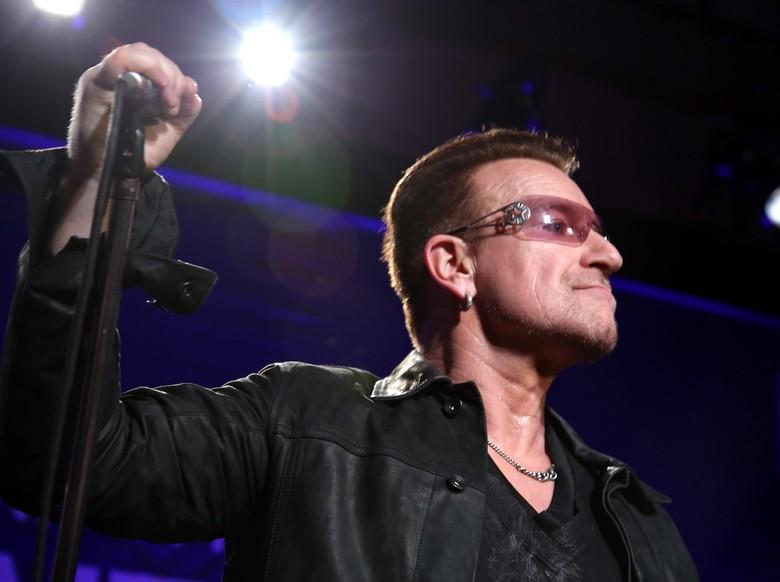 Donald Trump Dilarang Datang ke Konser U2