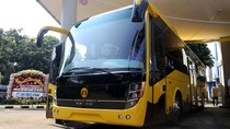 Sandiaga Minta Bos Transjakarta Kaji Penggunaan Bus Listrik