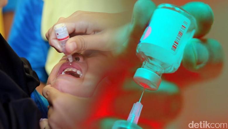 5 Terdakwa Vaksin Palsu Divonis 6 hingga 10 Tahun Penjara