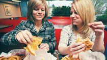 Makan Siang Mau Pesan Fast Food? ini Caranya Agar Lebih Sehat