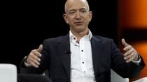 Bos Amazon Jadi Orang Terkaya Ketiga Dunia