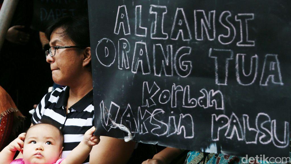 Juni: Heboh Vaksin Palsu yang Tersebar di 9 Provinsi