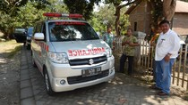 Balita Jantung Bocor asal Bojonegoro Akhirnya Dirujuk ke RS PHC Surabaya