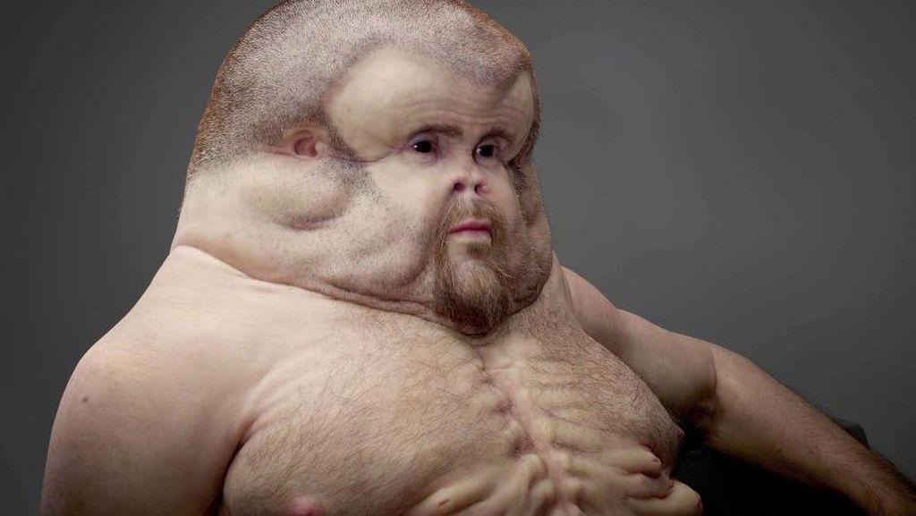 Graham, Model Manusia dengan Tubuh Ideal untuk Selamat dari Kecelakaan