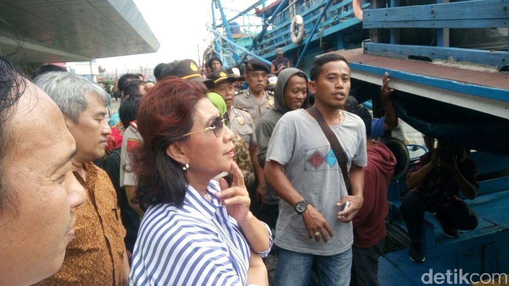 ABK Tak Punya Asuransi, Susi: Surat Laik Operasi Kapal Tak Boleh Terbit