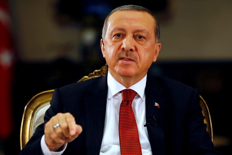 Erdogan Ingin Parlemen Turki Kembalikan Hukuman Mati