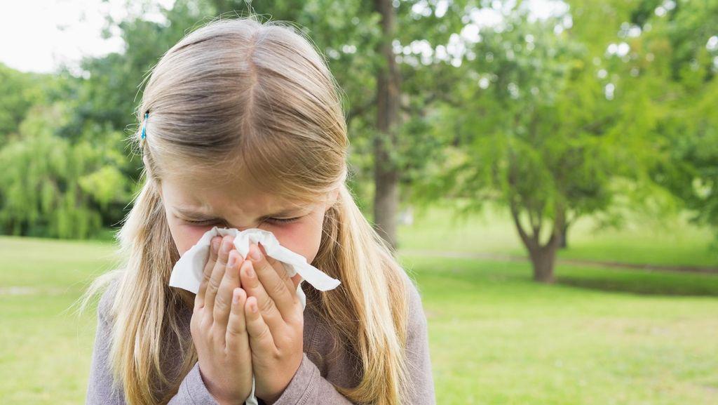 Difteri Paling Mudah Menular Lewat Bersin