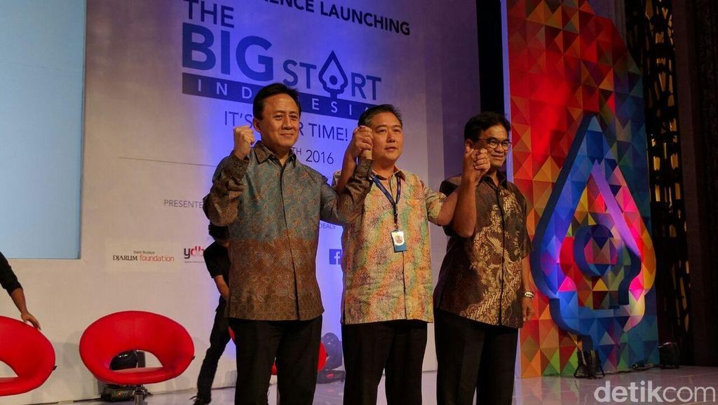 The Big Start Indonesia Kembali Digelar