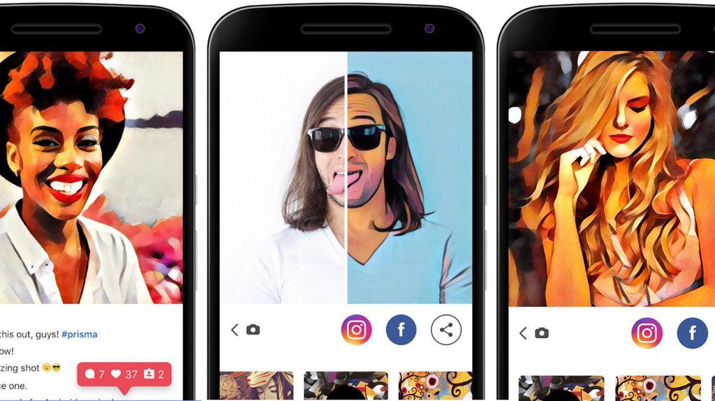 Google Ikutan Facebook Jadi Prisma Wannabe