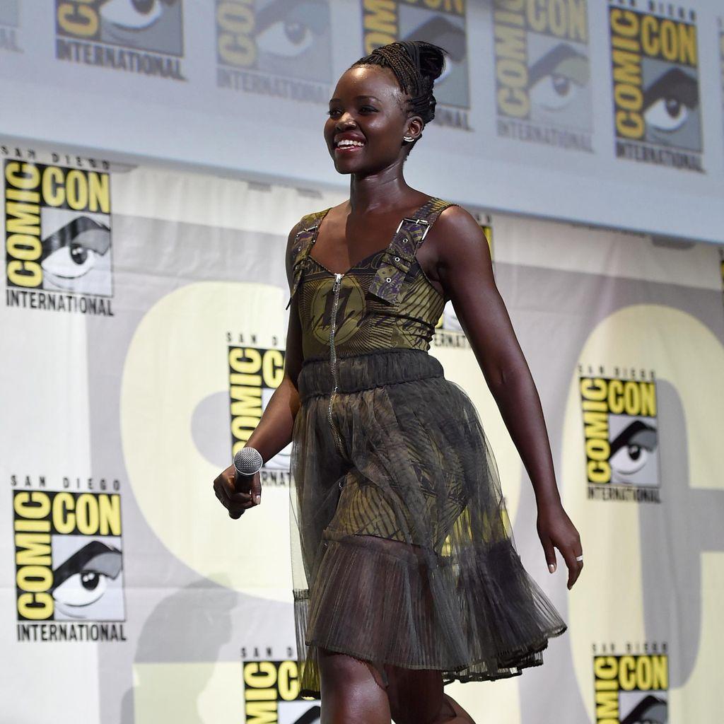 Lupita Nyongo Ungkap Pernah Dilecehkan oleh Harvey Weinstein