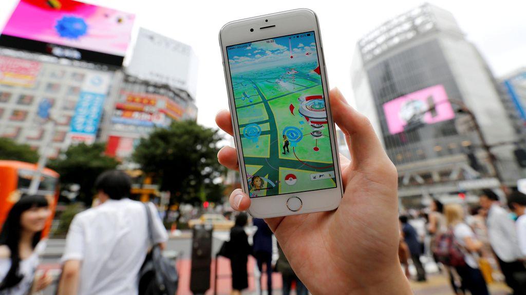 Bunuh Diri di Jepang Menurun Berkat Pokemon Go