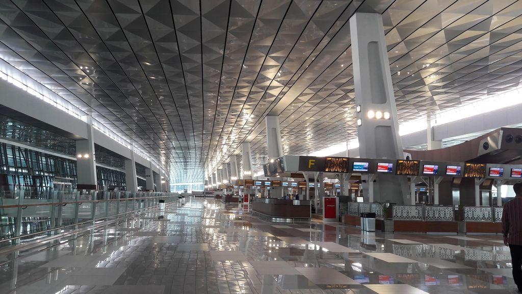 Terminal 3 Ultimate VS 4 Bandara Baru di Dunia