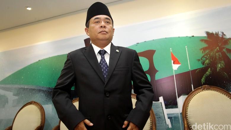 Kursi Ketua DPR Digoyang Loyalis Novanto, Akom: Semua Ada Mekanismenya