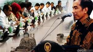 Reshuffle Kabinet Jilid 3