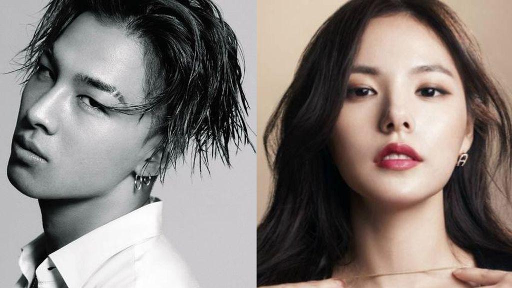 Nikahi Min Hyo Rin, Taeyang BIGBANG Tulis Pesan Menyentuh