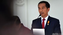 Jokowi Luncurkan Bantuan Pangan Non Tunai Serentak se-Indonesia