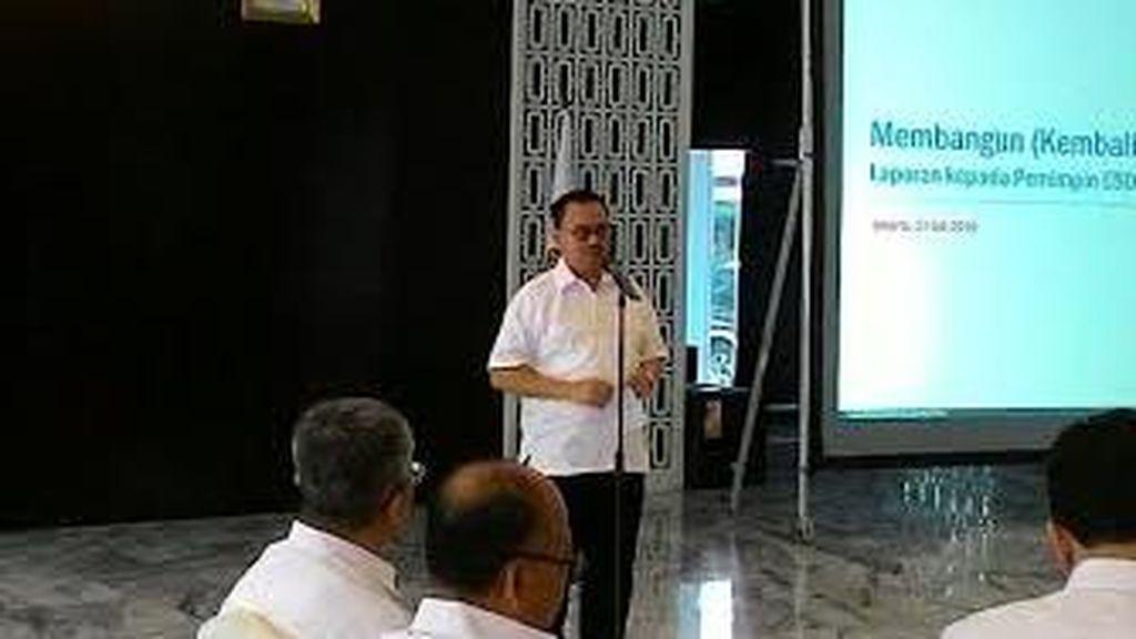 Jokowi Siapkan Penempatan Baru untuk Sudirman Said