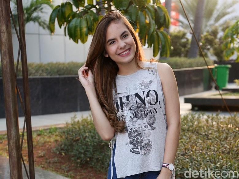 Stefhanie Zamora Putus Cinta karena Orang Ketiga