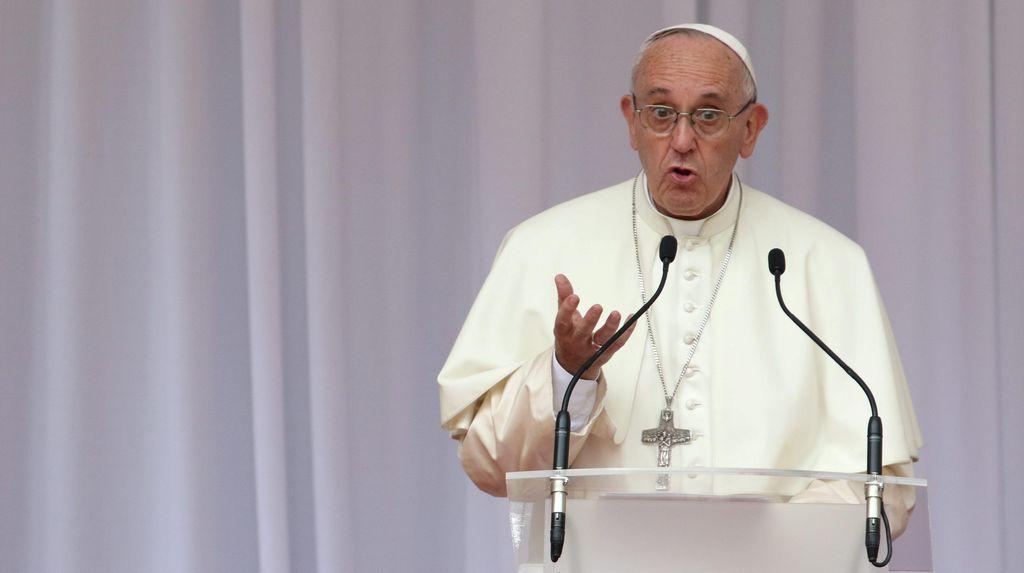 Paus Fransiskus Serukan Gencatan Senjata Segera di Suriah