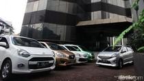 Harga Jual Mobil Bekas LCGC, Mana yang Paling Jatuh?