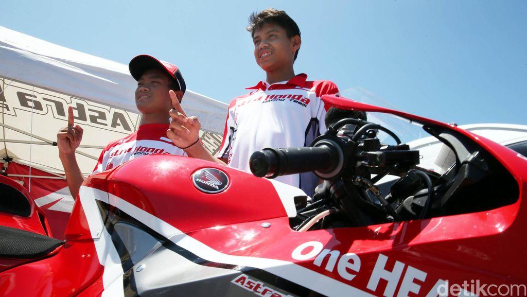 2 Pebalap Indonesia Siap Unjuk Gigi di Suzuka Endurance