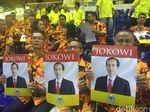 Rapimnas Golkar Tegaskan Lagi Dukungan ke Jokowi di Pilpres 2019