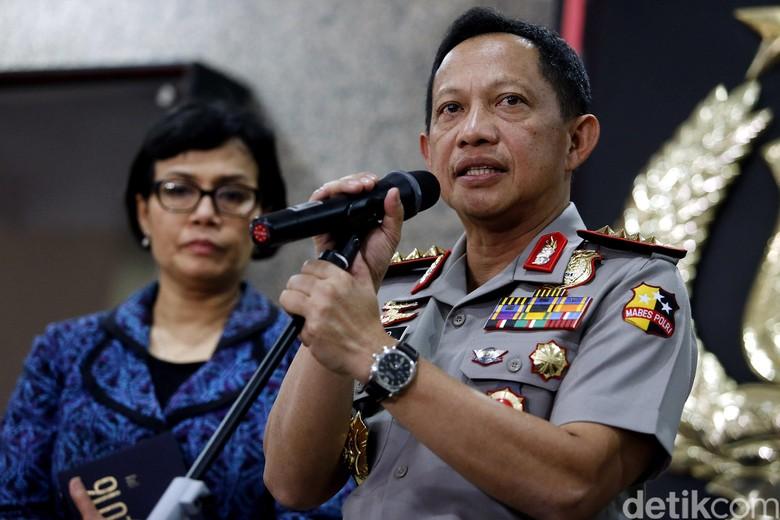 Kapolri Tolak Permintaan Pansus Angket untuk Jemput Paksa Miryam