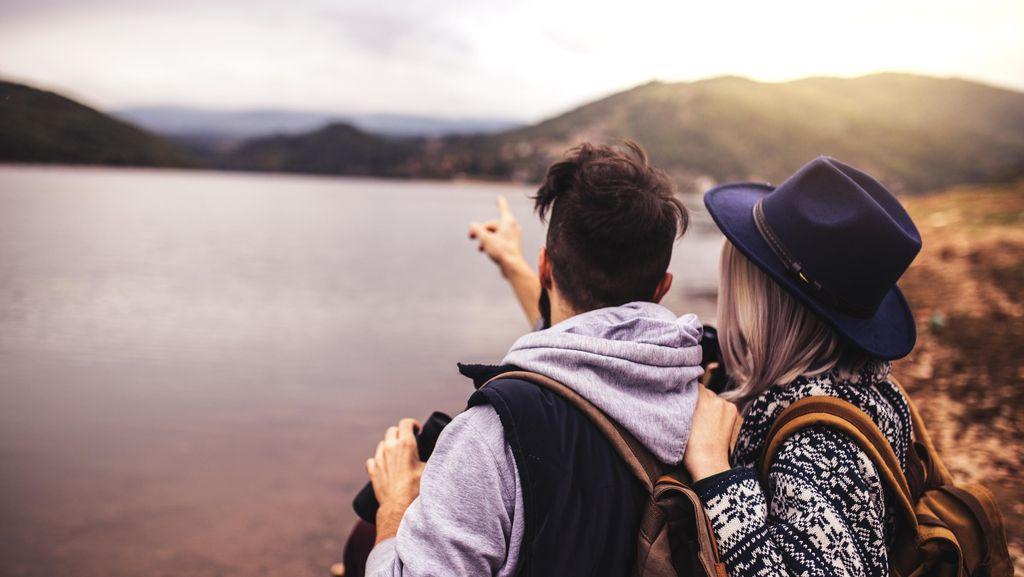 Kisah Pasangan Jadi Gelandangan Setelah Jual Semua Harta untuk Liburan
