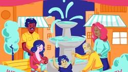 Selalu ada tantangan tersendiri saat memberikan air susu ibu (ASI). Untuk itu, para ibu menyusui perlu dapat dukungan penuh.