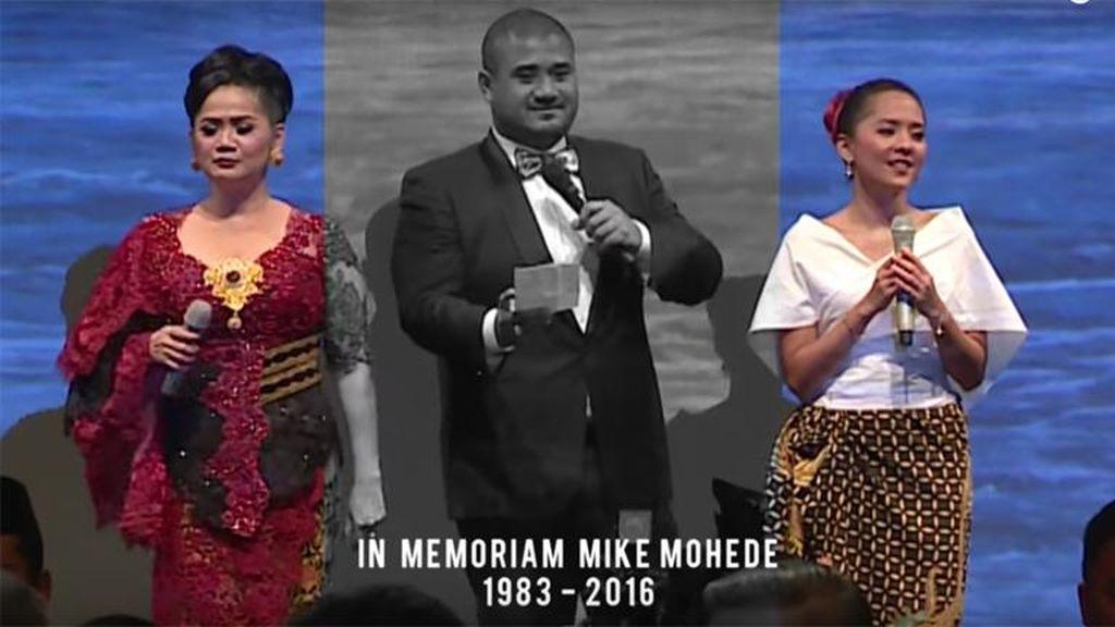 SBY: Mike Mohede, Percayalah Kami Tidak Akan Melupakanmu