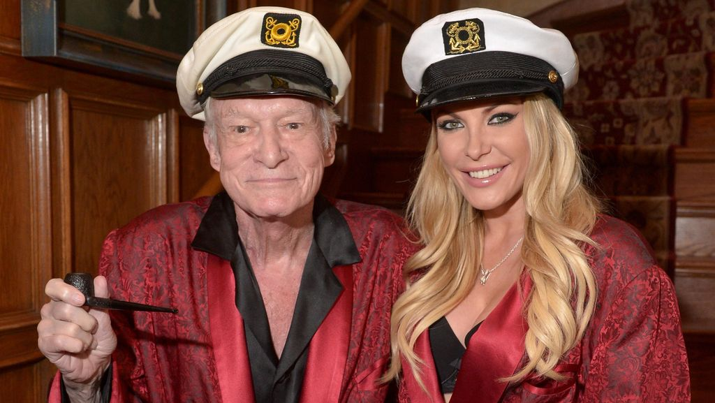 Bos Playboy Hugh Hefner Meninggal Dunia