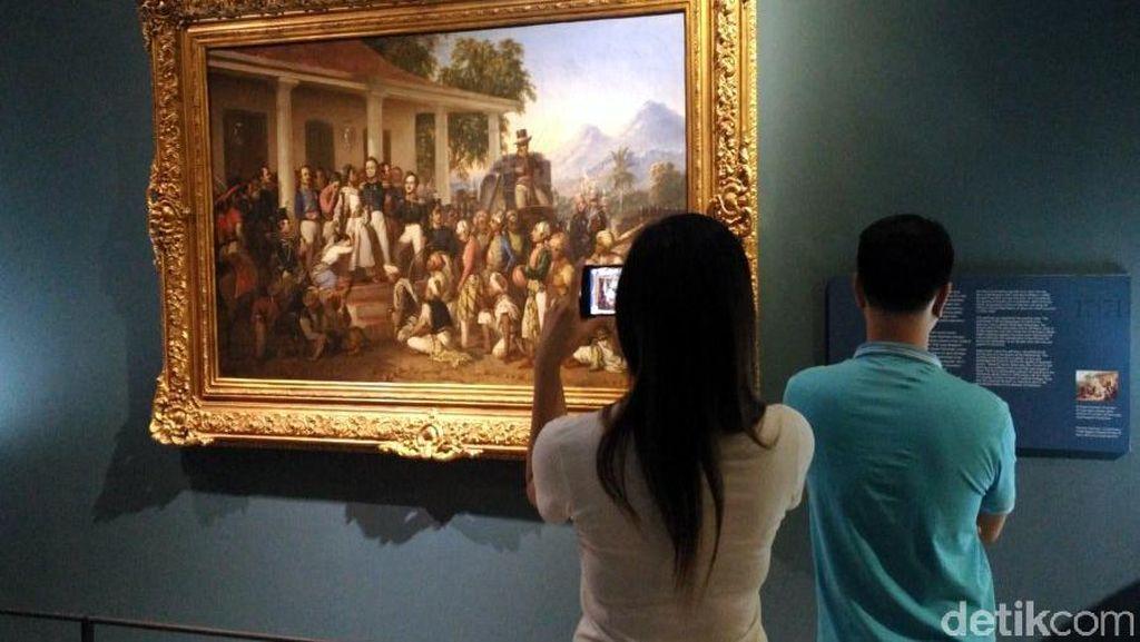 6 Lukisan Mahakarya Koleksi Istana Negara yang Mesti Dilihat di Galeri Nasional