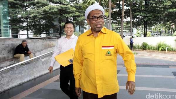 Politikus Golkar Ali Mochtar Ngabalin ke Mabes Polri