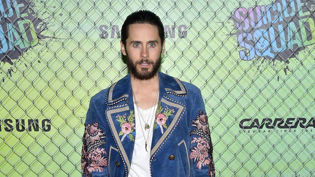 Jared Leto Lagi Cari Jodoh di Tinder